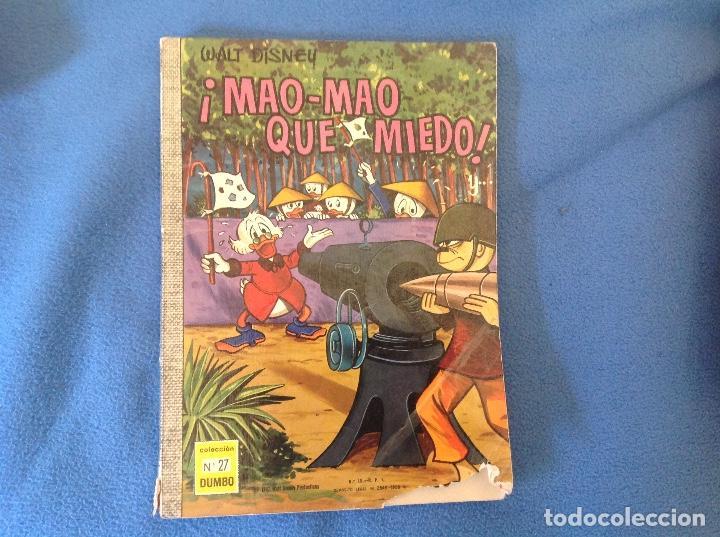 DUMBO 27 (Tebeos y Comics - Ersa)
