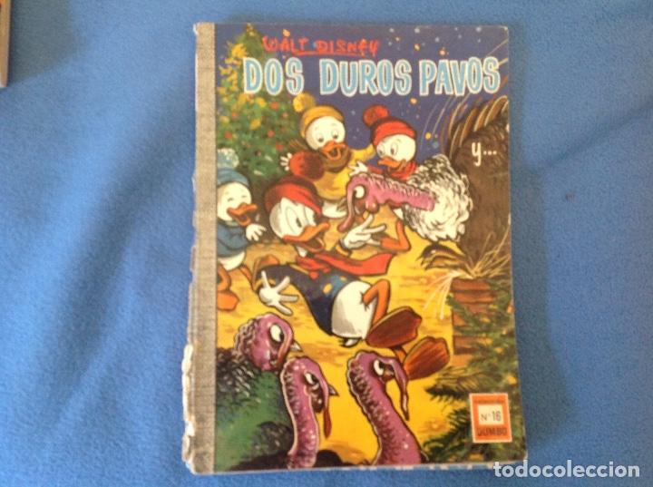DUMBO 16 (Tebeos y Comics - Ersa)