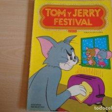 Tebeos: TOM Y JERRY FESTIVAL Nº 52. EDICIONES RECREATIVAS 1981. BUEN ESTADO. Lote 200356317