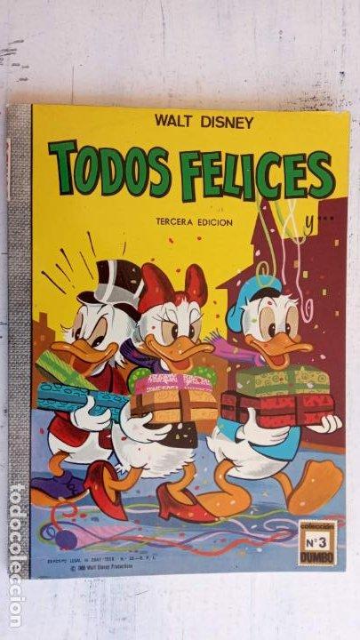 Tebeos: DUMBO ERSA - LOTE 101 Nºs INCLUYE 5 ALAMANAQUES, VER TODAS LAS PORTADAS UNA A UNA Y CONTRAPORTADAS - Foto 11 - 200380393