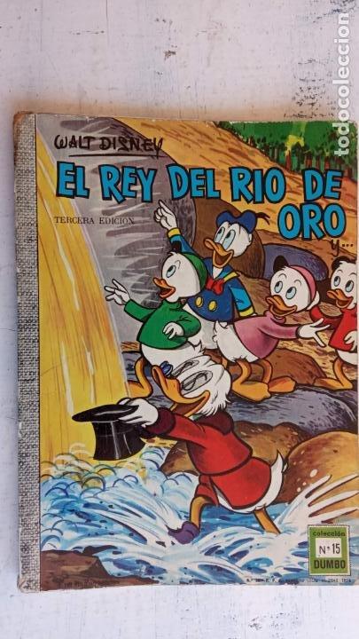 Tebeos: DUMBO ERSA - LOTE 101 Nºs INCLUYE 5 ALAMANAQUES, VER TODAS LAS PORTADAS UNA A UNA Y CONTRAPORTADAS - Foto 39 - 200380393