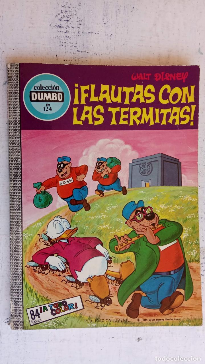 Tebeos: DUMBO ERSA - LOTE 101 Nºs INCLUYE 5 ALAMANAQUES, VER TODAS LAS PORTADAS UNA A UNA Y CONTRAPORTADAS - Foto 234 - 200380393