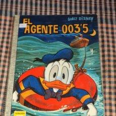 Tebeos: EL AGENTE 003'5, COLECCIÓN DUMBO, N.° 38, WALT DISNEY.. Lote 201824523