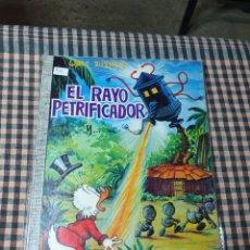 Tebeos: EL RAYO PETRIFICADOR, COLECCIÓN DUMBO. N.° 51, WALT DISNEY.. Lote 201893515