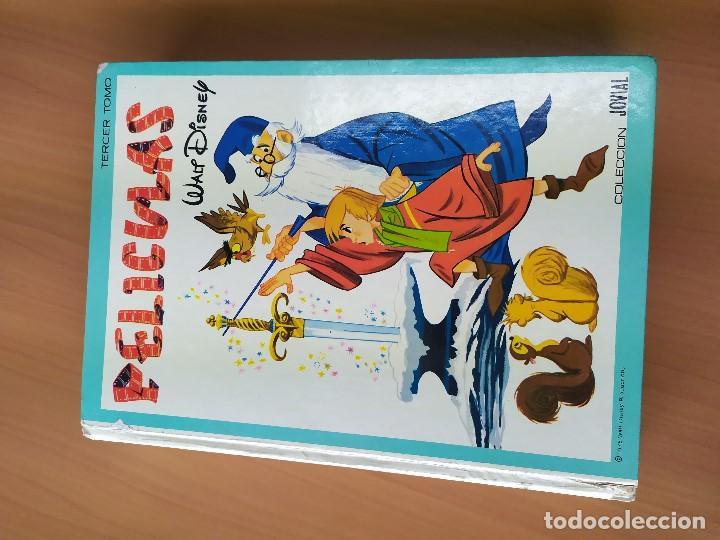 11-00355 - COMIC JOVIAL ERSA PELICULAS TOMO III (Tebeos y Comics - Ersa)