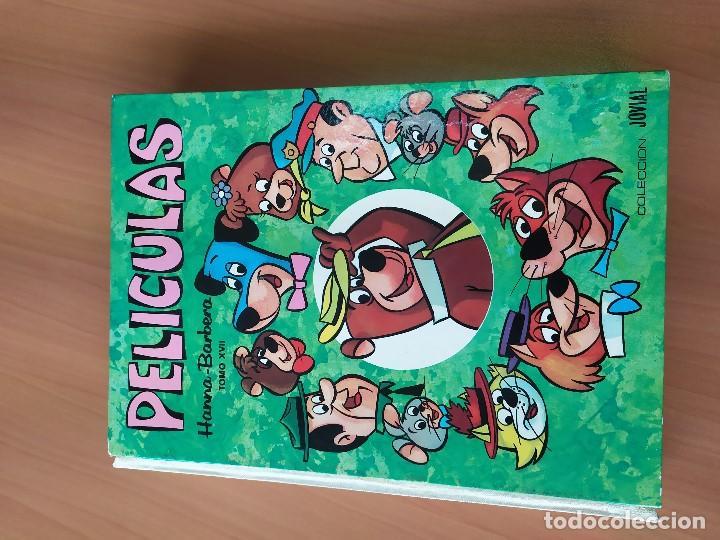 11-00356 - COMIC JOVIAL ERSA PELICULAS TOMO XVII (Tebeos y Comics - Ersa)