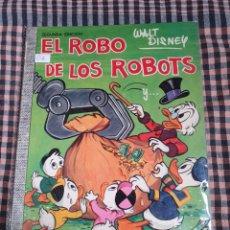 Tebeos: EL ROBO DE LOS ROBOTS, COLECCIÓN DUMBO. WALT DISNEY. Lote 201954763