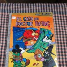 Tebeos: EL CASO DEL DOCTOR TIC-TAC, COLECCIÓN DUMBO. N.° 48, WALT DISNEY.. Lote 201959916