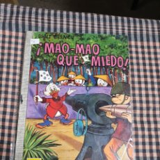 Tebeos: ¡MAO-MAO QUE MIEDO!, COLECCIÓN DUMBO. N.° 27, WALT DISNEY.. Lote 201963415