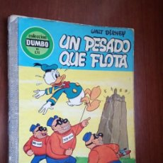 BDs: COMIC DUMBO ERSA 131 UN PESADO QUE FLOTA. Lote 203349668