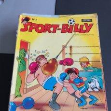 Tebeos: SPORT-BILLY. N 3. 1980. Lote 203558770