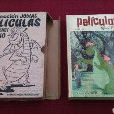 Tebeos: COLECCIÓN JOVIAL PELÍCULAS, WALT DISNEY TOMO 40 E.R.S.A, COMIC, CUENTO, LIBRO INFANTIL BUEN ESTADO. Lote 203589498