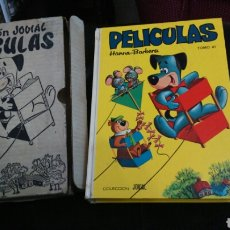 Tebeos: COLECCIÓN JOVIAL PELÍCULAS TOMO 41 E.R.S.A,1978 , LIBRO COMIC CUENTO INFANTIL BUEN ESTADO. Lote 203955068