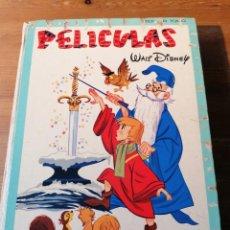 Tebeos: PELÍCULAS III. WALT DISNEY.. Lote 204114202