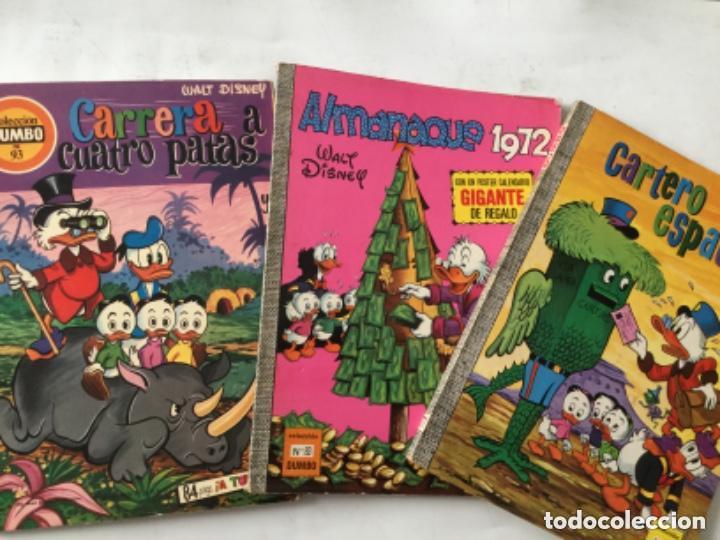 DUMBO- LOTE 3 - (77-83-93)- SUELTOS: UNO= 4,75€- MBC (Tebeos y Comics - Ersa)