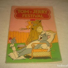 Tebeos: TOM Y JERRY FESTIVAL N. 7 . 1978.. Lote 205166248