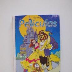 BDs: PELÍCULAS TOMO 6 - WALT DISNEY - COLECCIÓN JOVEN - EDITORIAL PRIMAVERA - 1992. Lote 205182995