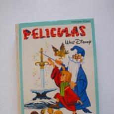 Tebeos: PELÍCULAS TOMO III - COLECCIÓN JOVIAL Nº 3 - WALT DISNEY - EDICIONES RECREATIVAS E.R.S.A. - 1978. Lote 205187993