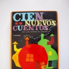 Livros de Banda Desenhada: CIEN NUEVOS CUENTOS - QUINTO TOMO - JUAN ANTONIO DE LAIGLESIA - COLECCIÓN JOVIAL Nº 5/V - ERSA 1967. Lote 205312346