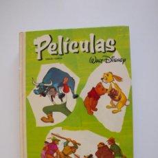 Tebeos: PELÍCULAS TOMO VI - COLECCIÓN JOVIAL Nº 6 - WALT DISNEY - EDICIONES RECREATIVAS E.R.S.A. - 1978. Lote 205314326