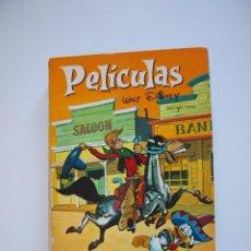 Tebeos: PELÍCULAS TOMO VII - COLECCIÓN JOVIAL Nº 7 - WALT DISNEY - EDICIONES RECREATIVAS E.R.S.A. - 1967. Lote 205317030