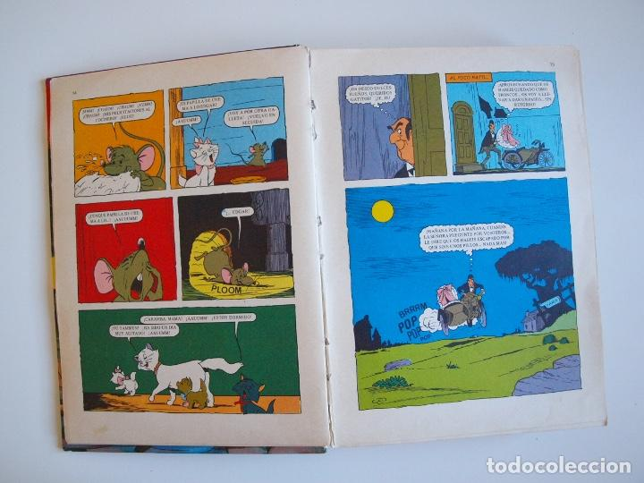 Tebeos: PELÍCULAS TOMO XIV - COLECCIÓN JOVIAL Nº 14 - WALT DISNEY - ED. RECREATIVAS E.R.S.A. 1971 - CON CAJA - Foto 6 - 205321807