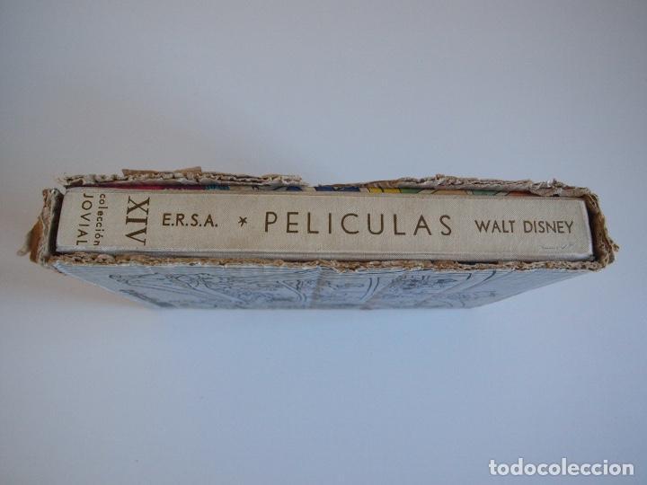 Tebeos: PELÍCULAS TOMO XIV - COLECCIÓN JOVIAL Nº 14 - WALT DISNEY - ED. RECREATIVAS E.R.S.A. 1971 - CON CAJA - Foto 21 - 205321807