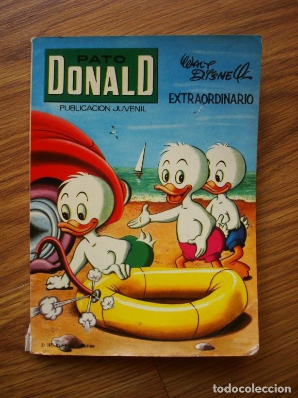 PATO DONALD EXTRAORDINARIO VERANO 1971 (EDICIONES RECREATIVAS ERSA) (Tebeos y Comics - Ersa)
