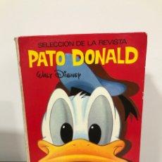 Tebeos: SELECCIÓN DE LA REVISTA PATO DONALD , DE ERSA AÑO 1970, 350 PAGINAS EN TAPA DURA. Lote 205434367
