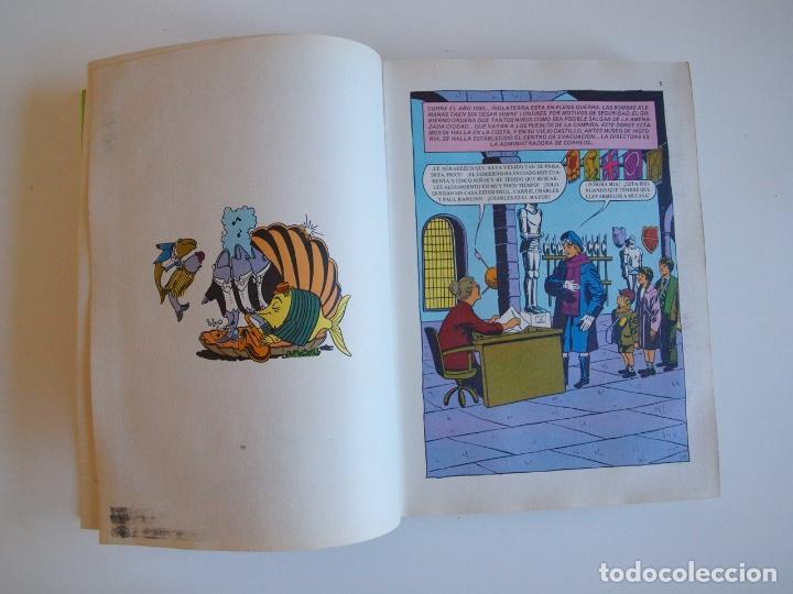 Tebeos: PELÍCULAS WALT DISNEY - TOMO 18 - COLECCIÓN JOVIAL - EDICIONES RECREATIVAS E.R.S.A. 1982 - Foto 4 - 205511447