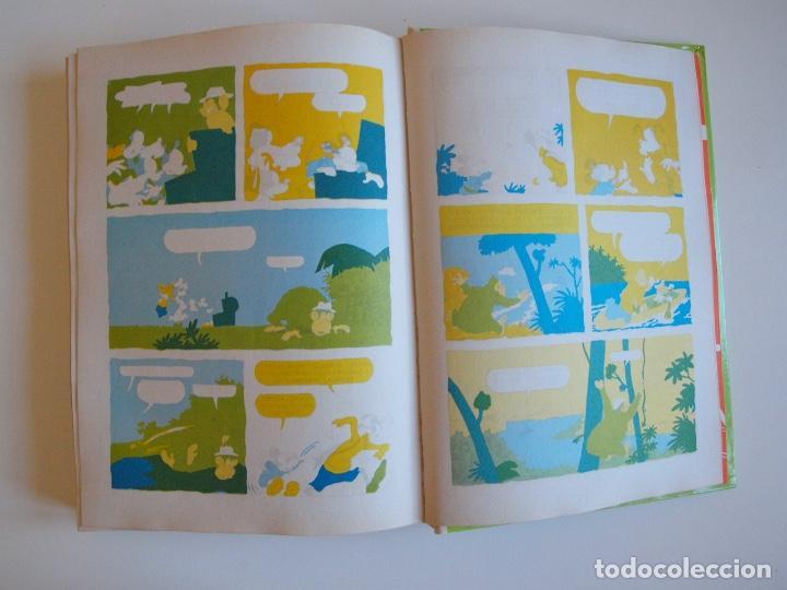 Tebeos: PELÍCULAS WALT DISNEY - TOMO 18 - COLECCIÓN JOVIAL - EDICIONES RECREATIVAS E.R.S.A. 1982 - Foto 10 - 205511447