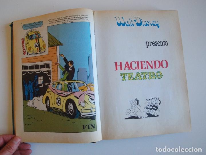 Tebeos: PELÍCULAS WALT DISNEY - TOMO 30 - COLECCIÓN JOVIAL Nº 24 - ED. RECREATIVAS E.R.S.A. 1980 - Foto 5 - 205515230