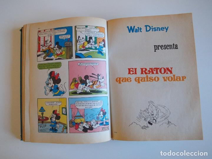 Tebeos: PELÍCULAS WALT DISNEY - TOMO 30 - COLECCIÓN JOVIAL Nº 24 - ED. RECREATIVAS E.R.S.A. 1980 - Foto 10 - 205515230