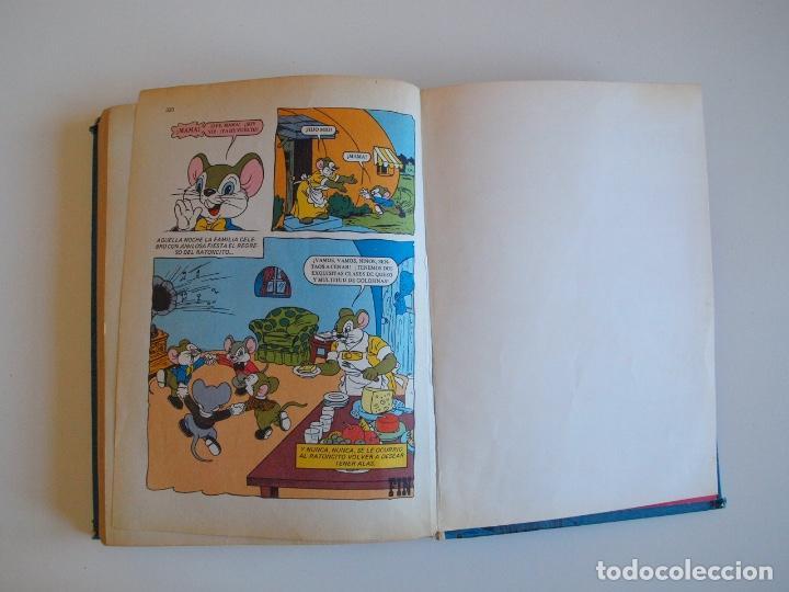 Tebeos: PELÍCULAS WALT DISNEY - TOMO 30 - COLECCIÓN JOVIAL Nº 24 - ED. RECREATIVAS E.R.S.A. 1980 - Foto 11 - 205515230