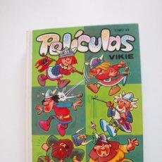 Tebeos: PELÍCULAS VIKIE TOMO 49 - COLECCIÓN JOVIAL - EDICIONES RECREATIVAS E.R.S.A. 1ª ED. 1981. Lote 205517506