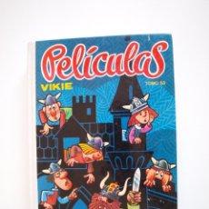 Tebeos: PELÍCULAS VIKIE TOMO 53 - COLECCIÓN JOVIAL - EDICIONES RECREATIVAS E.R.S.A. 1ª ED. 1982. Lote 205519268