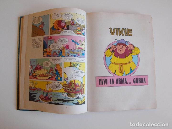 Tebeos: PELÍCULAS VIKIE TOMO 53 - COLECCIÓN JOVIAL - EDICIONES RECREATIVAS E.R.S.A. 1ª ED. 1982 - Foto 4 - 205519268