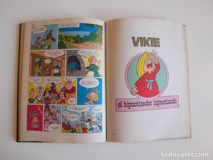 Tebeos: PELÍCULAS VIKIE TOMO 53 - COLECCIÓN JOVIAL - EDICIONES RECREATIVAS E.R.S.A. 1ª ED. 1982 - Foto 5 - 205519268