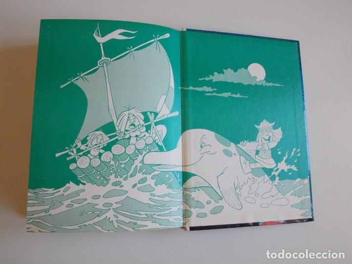 Tebeos: PELÍCULAS VIKIE TOMO 53 - COLECCIÓN JOVIAL - EDICIONES RECREATIVAS E.R.S.A. 1ª ED. 1982 - Foto 7 - 205519268