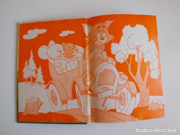 Tebeos: PELÍCULAS TOM Y JERRY TOMO 54 - COLECCIÓN JOVIAL - EDICIONES RECREATIVAS E.R.S.A. 1ª ED. 1982 - Foto 2 - 205520947