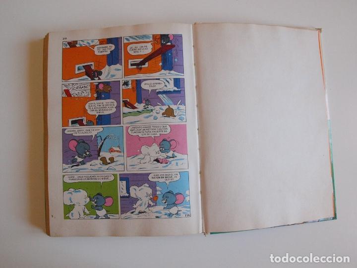 Tebeos: PELÍCULAS TOM Y JERRY TOMO 54 - COLECCIÓN JOVIAL - EDICIONES RECREATIVAS E.R.S.A. 1ª ED. 1982 - Foto 10 - 205520947