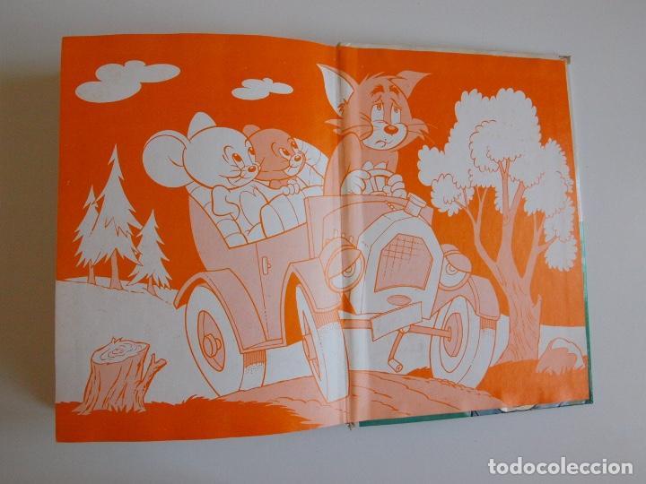 Tebeos: PELÍCULAS TOM Y JERRY TOMO 54 - COLECCIÓN JOVIAL - EDICIONES RECREATIVAS E.R.S.A. 1ª ED. 1982 - Foto 11 - 205520947