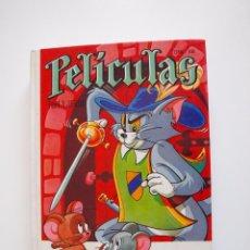 Tebeos: PELÍCULAS TOM Y JERRY TOMO 58 - COLECCIÓN JOVIAL - EDICIONES RECREATIVAS E.R.S.A. 1ª ED. 1983. Lote 205521992