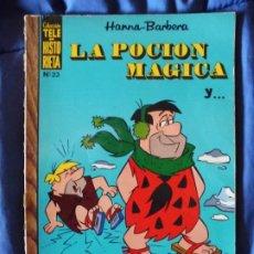 Tebeos: TELE HISTORIETA HANNA-BARBERA LA POCIÓN MÁGICA Y... Nº 23. Lote 205725721