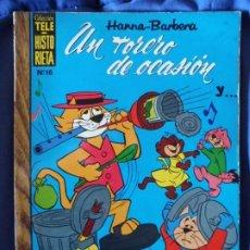 Tebeos: TELE HISTORIETA HANNA-BARBERA UN TORERO DE OCASIÓN Y... Nº 16. Lote 205726411