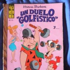 Tebeos: TELE HISTORIETA HANNA-BARBERA UN DUELO GOLFÍSTICO Y... Nº 15. Lote 205726883