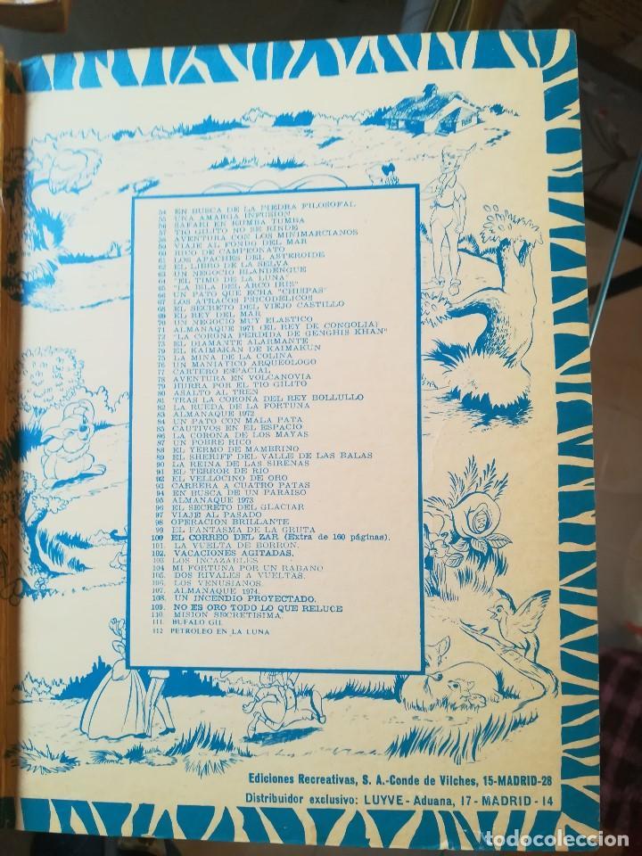 Tebeos: COLECCION DUMBO. DISNEY - ERSA 1974. NÚM: 22-47-80-84 - Foto 2 - 206313938