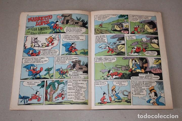 Tebeos: COLECCIÓN DUMBO ERSA. Nº 13: EXPEDICION AL VALLE PERDIDO - AÑO: 1971 - WALT DISNEY - Foto 3 - 206333355