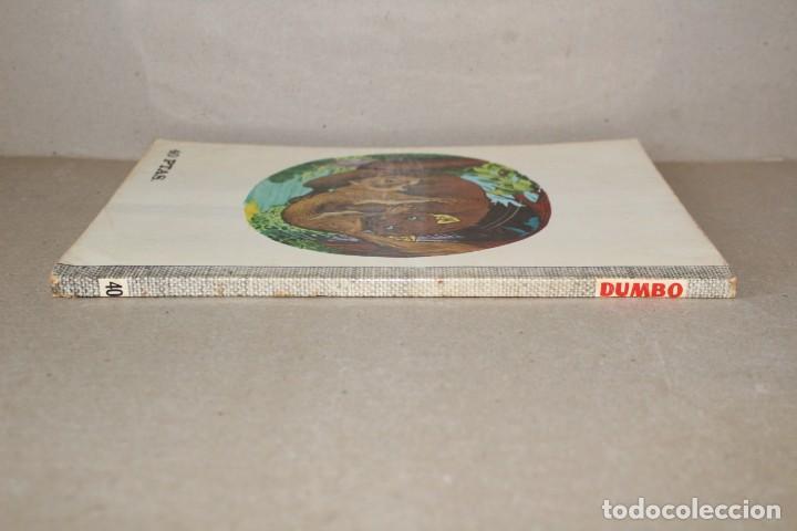 Tebeos: COLECCIÓN DUMBO ERSA. Nº 40: BORRON EL FUGITIVO - AÑO: 1971 - WALT DISNEY - Foto 5 - 206354998