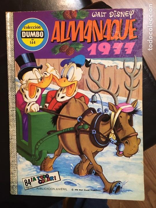 DUMBO - ERSA SEGUNDA - NÚMERO 144 (Tebeos y Comics - Ersa)